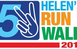 Helen's Run Walk Logo